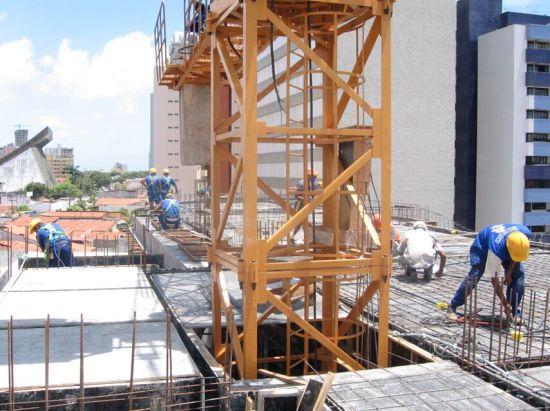 Qnp31.5 (TC4207/3808) Inner Climbing Tower Crane-3t