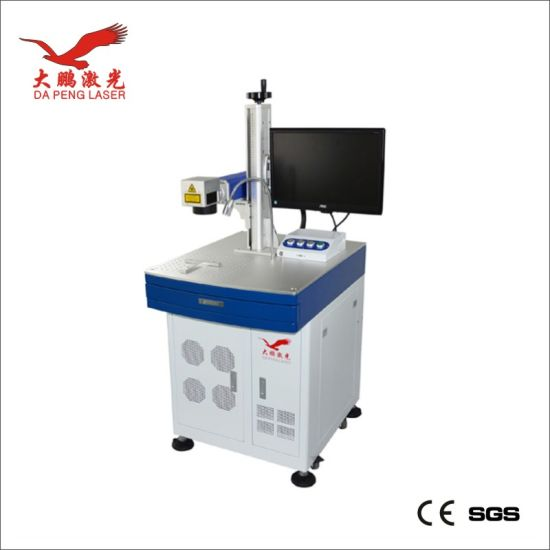 Engraving 30W Fiber Laser Marking Machinery pictures & photos
