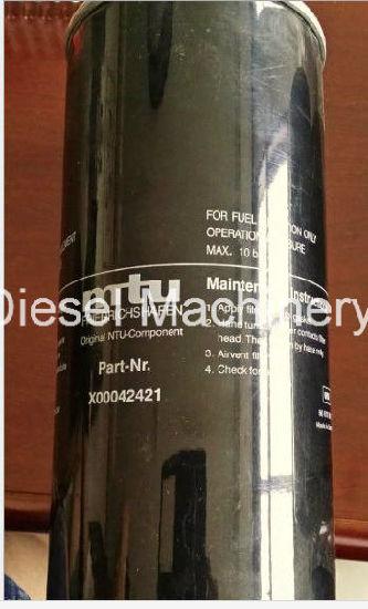 China Mtu Diesel Engine Parts Fuel Filter (X00042421 MTU4000