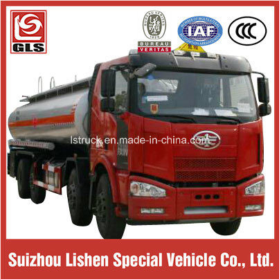 Heavy Duty Truck 8X4 Oil Tank Truck pictures & photos