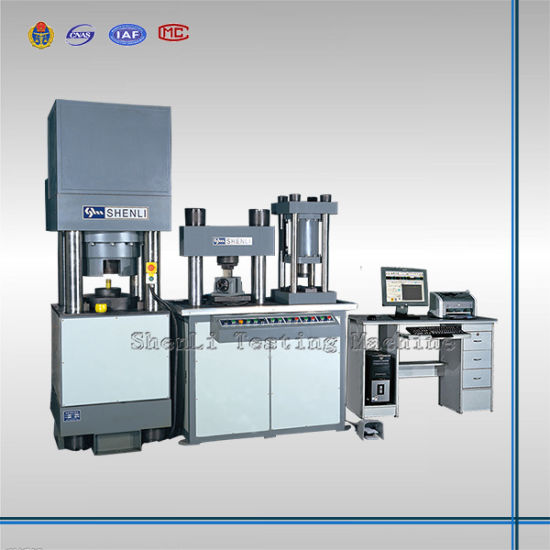 5000kn Automatic Quick Forging Testing Machine (With shearing and Alignment) pictures & photos