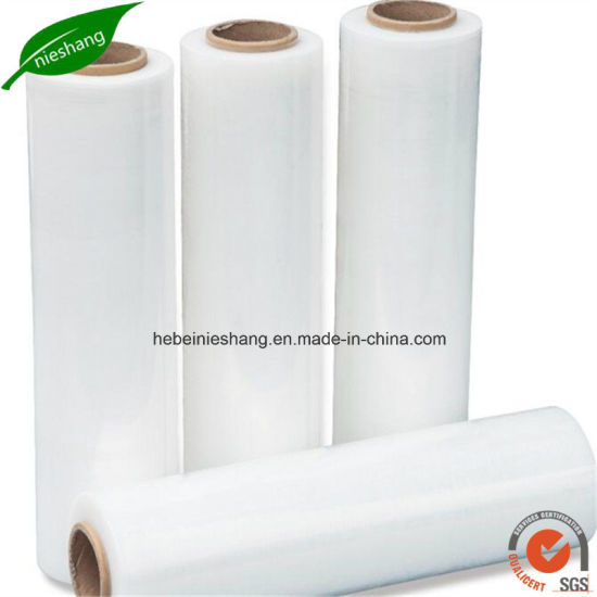 Wholesale Manual Stretch Wrap Film pictures & photos