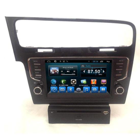 China Android Car DVD GPS Head Unit Volkswagen Golf 7 - China Cars