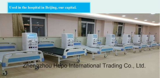 Clinic Blood Cleaning Hemodialysis Machine with Ce (HP-HEMAD2000) pictures & photos