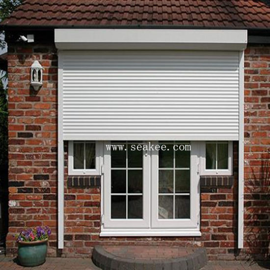 Good Quality Manual Pull up Rolling Shutter