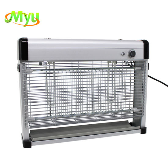 20W Bug Zapper Electric Indoor Insect Killer and Mosquito Fly Killer Zapper with 2500V Grid