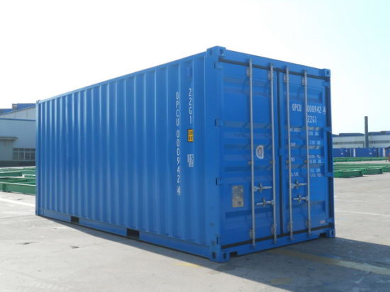 New 20 Gp Shipping Container