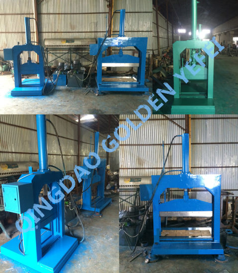 Best China Rubber Cutter Machine, Cutting Machine for Rubber pictures & photos