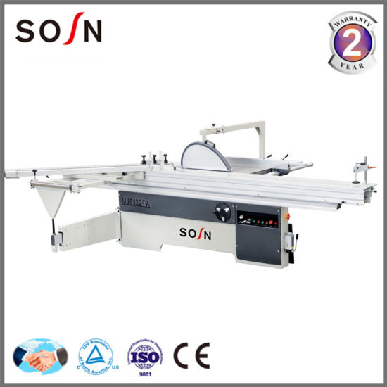 Woodworking Panel Table Saw for Furniture Making (MJ6132)