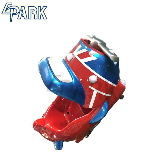Amusement Park Kids Ride on Car Small Swing Sets Electric Car Big Plane Kiddie Ride Coin Operated for Sale