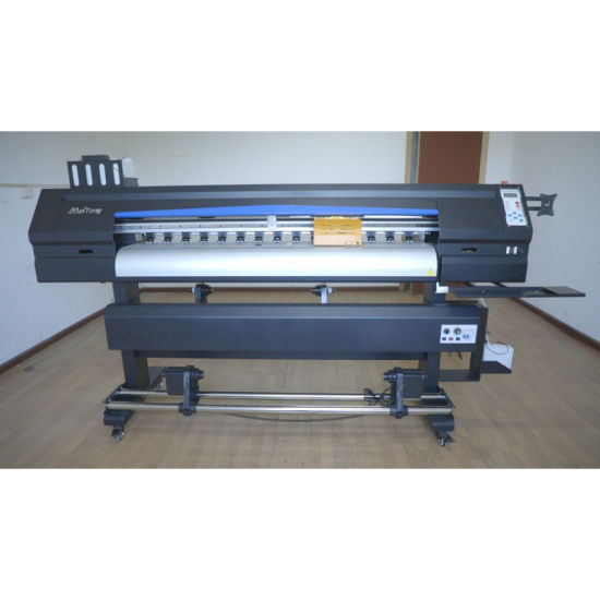 1.6m High Speed Multicolor Digital Sublimation Printer for Fabric Printing