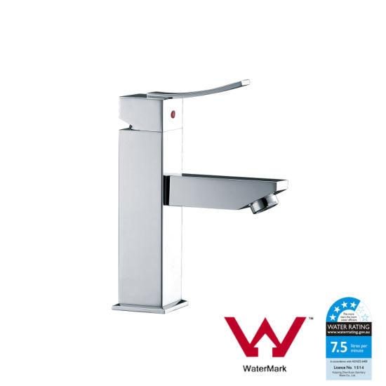 Watermark Sanitary Ware Brass Bathroom Basin Tap (HD4100)