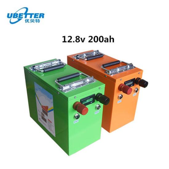 Deep Cycle Battery 12V 100ah 10kwh Solar Battery 12V 200ah
