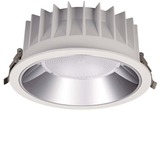 High Power Ugr19 COB 40W LED Ceiling Downlight