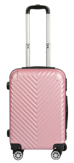 2019 Nice Design Trolley Suitcase, Low Price Cabin Gift ABS Luggage Xha143