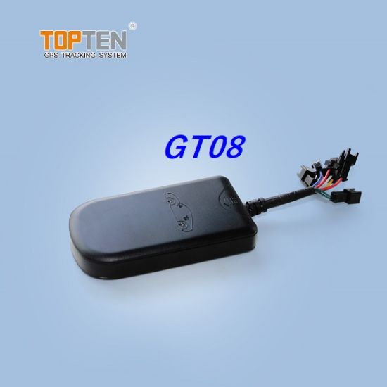 GPS Car Tracking Device with RFID Alarm System, Real-Time Tracking, Monitor Voice Gt08-Ez pictures & photos