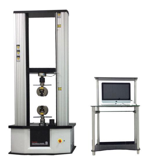 Hydraulic Servo Double Column Computer Control Universal Tension Testing Machine