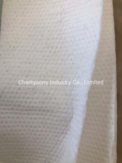 SAP Paper Fast Absorbency Raw Material for Sanitary Napkin