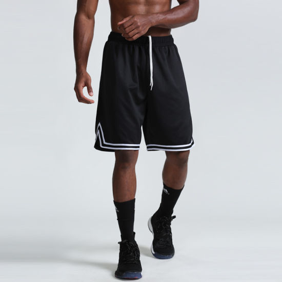 Customized Mens Sports Wear Running Shorts Baggy Clothes Soccer Basketball Jogging Training Fitness Quick Dry Fabric