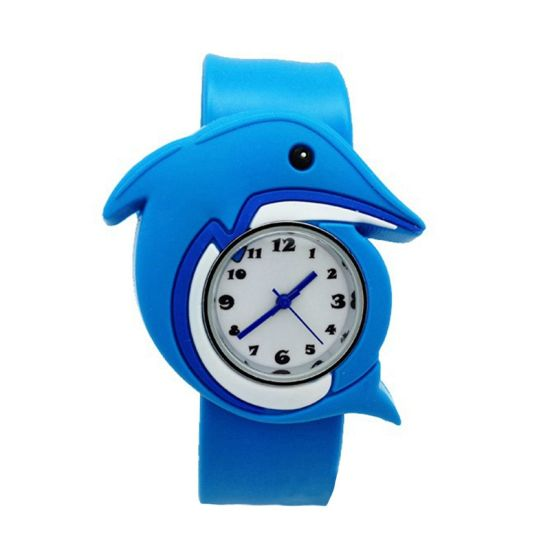 Children′s Watches Cartoon Kids Quartz Gift Watches Clock Relogio (DF-MW081) pictures & photos
