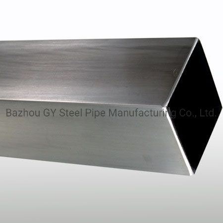 Q235 Cold Rolled Galvanized Steel Pipe for Guard Bar