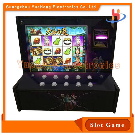 Rwanda Popular Gaming Casion Equipment World Cup Game Slot Mario Machines