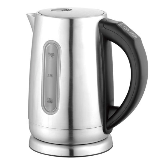 1.7 Liter 2200W Electric Kettle Stainless Steel with Keep Warm