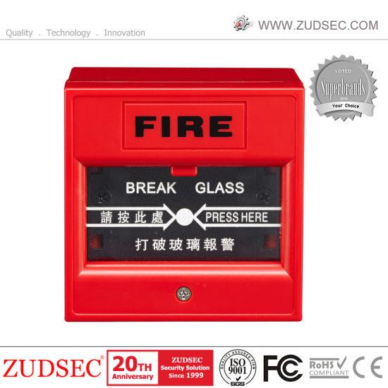 Door Emergency Exit Fire Alarm Button Emergency Door Release Security Glass Break Alarm Switch for Home//Business Security Fire Panic Box