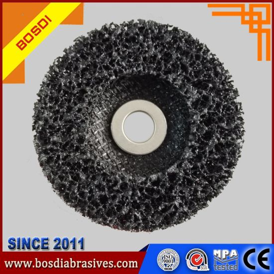 "10 Abrasive Flap Wheel 6-inch x 1/"" x 1/"" 120 Grit unmounted Disc Wholesale"