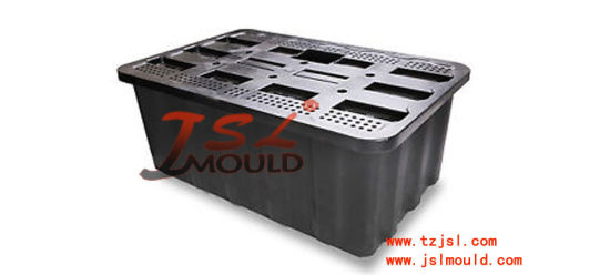 High Quality Customized Plastic Fountain Basin Mould pictures & photos