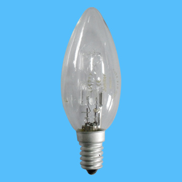 Eco C35 18W Energy Saving Halogen Bulbs Energy Saving Halogen Lamps pictures & photos