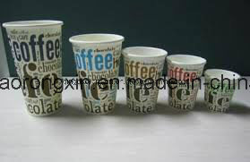 One/Two Sides PE Coated Paper for Coffee Cup pictures & photos