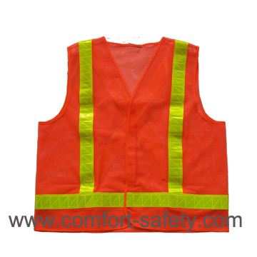 Roadway Reflective Material Safety Clothing