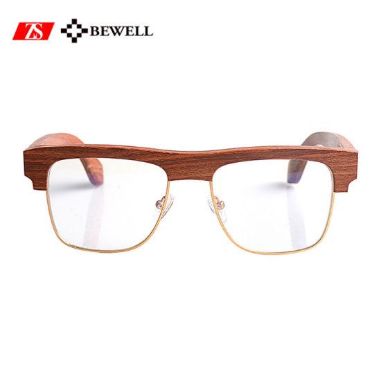 Wholesale Unisex Custom Designer Wooden Reading Glasses