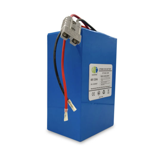 18650 13s8p 20ah Lithium Ion Battery 48V for Electric Bike