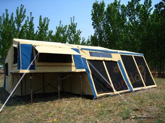 Offroad Trailer Tents (SC-04Double Annex)