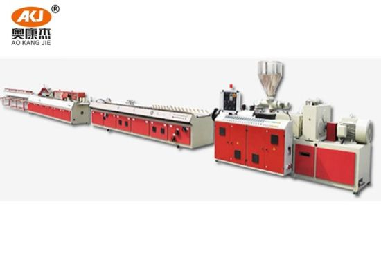 PVC Lamination Marble Sheet Making Machine Marble Sheet Extruder