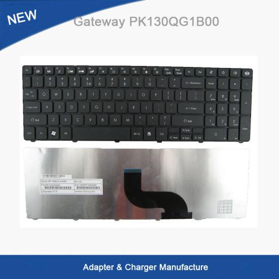Original New for Gateway PK130QG1B00 MP-09G33U4-6982W Keyboard US Black