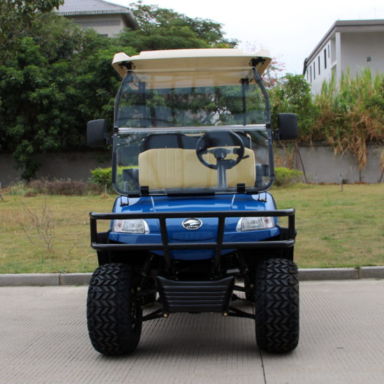 Club Golf Car 4 Seater with Many Colors