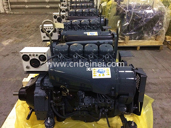Diesel Engine F4l912t pictures & photos