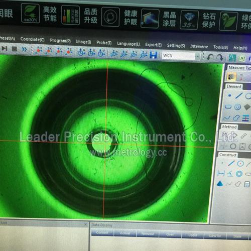 China Digital Inspection and Measurement Vision System (EV