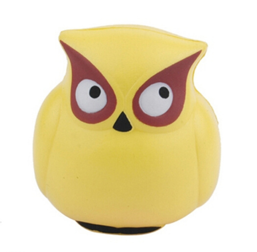 Promotional Anti PU Owl Stress Ball pictures & photos