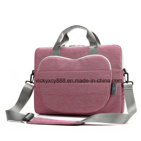 Lady Women Business Travel Computer Laptop Notebook Bag Handbag (CY3413) pictures & photos