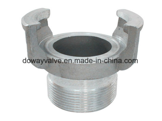 Aluminum Guillemin Quick Coupling Male Without Latch