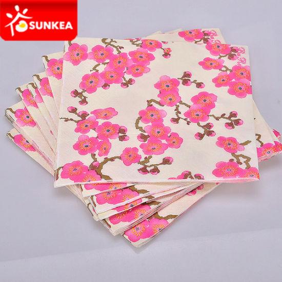 China 1 ply 2 ply 3 ply art flower design printed paper napkin 1 ply 2 ply 3 ply art flower design printed paper napkin mightylinksfo