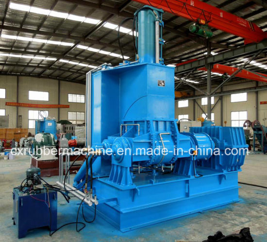Rubber & Plastic Dispersion Mixer/Rubber Kneader Machine pictures & photos