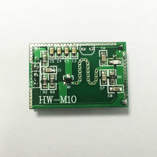 Microwave Motion Sensor Module For Home Smart Hw M10 3