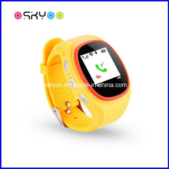 Global WiFi Database Kids Tracking Watch Smart Phone pictures & photos