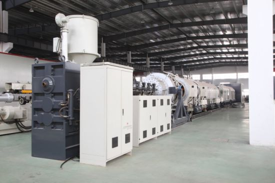 Big Diameter Plastic PE Pipe Making Machine/Extrusion Line/Production Line pictures & photos