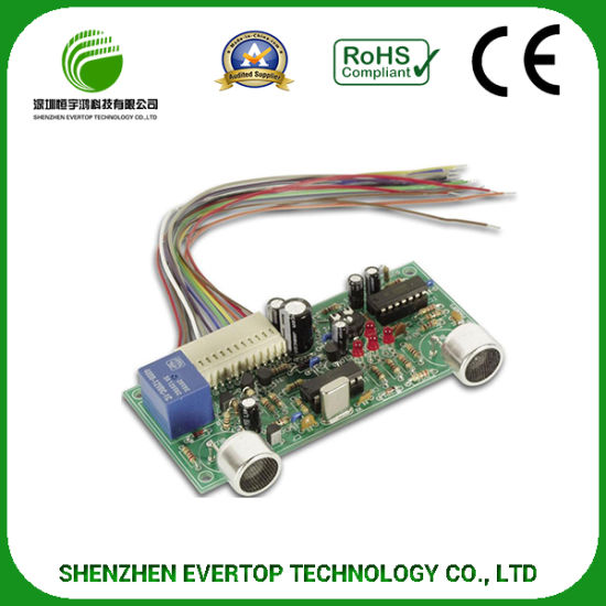 china aluminium pcb led light pcb circuit board assembly pcba rh evertoptech en made in china com